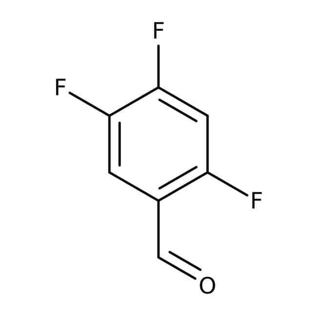 2,4,5-Trifluorobenzaldehyde, 97%, ACROS Organics