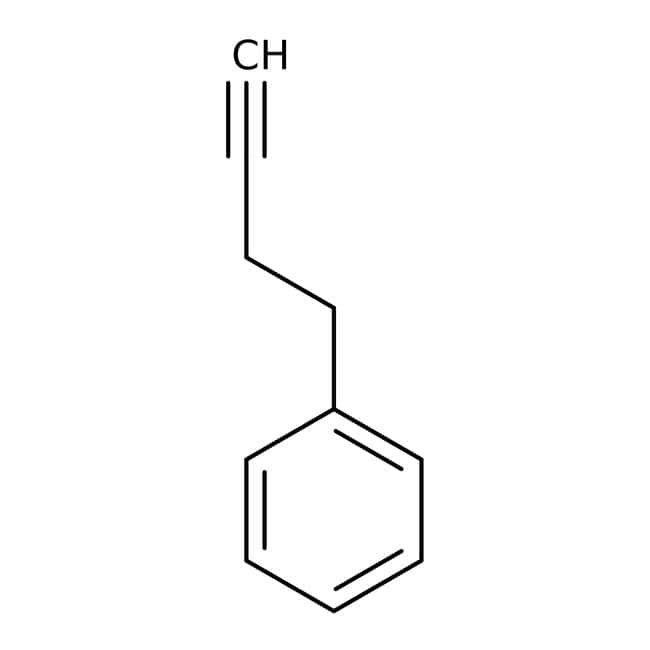4-Phenyl-1-butyne, 97%, ACROS Organics™ 5g 4-Phenyl-1-butyne, 97%, ACROS Organics™