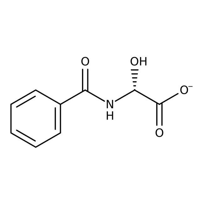 -Hydroxyhippuric acid, 98%, ACROS Organics