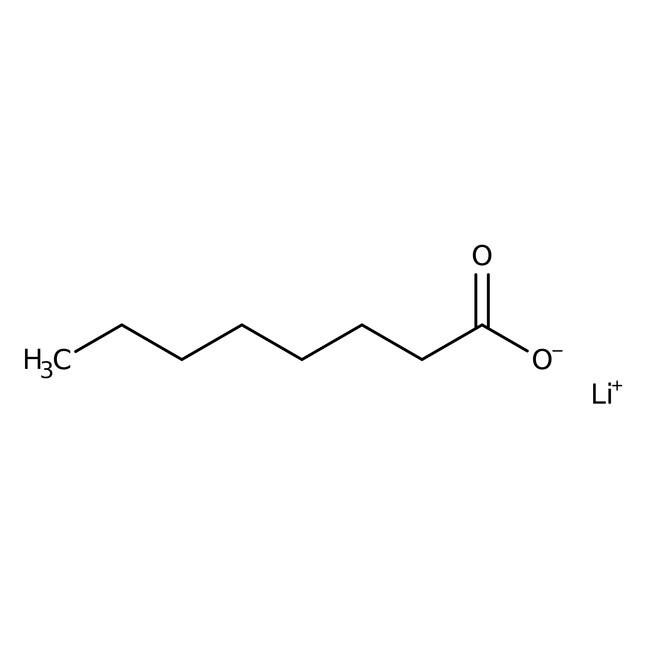 Alfa Aesar  Lithium octanoate, 99%