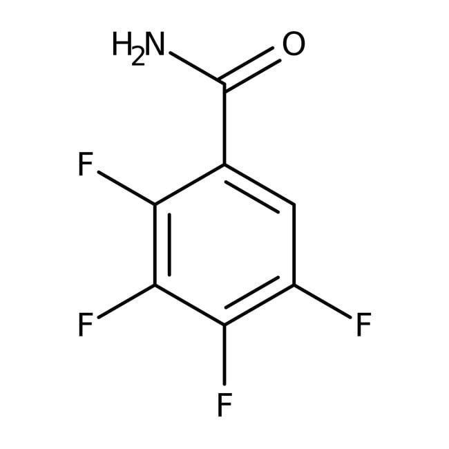 Alfa Aesar  2,3,4,5-Tetrafluorobenzamide, 97+%
