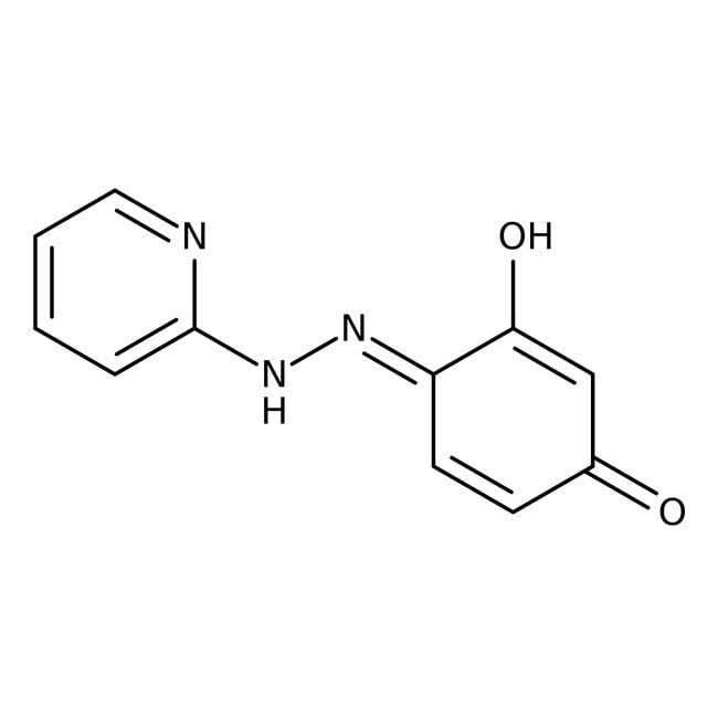 4-(2-Pyridylazo)resorcinol monosodium salt monohydrate, 99+%, ACROS Organics