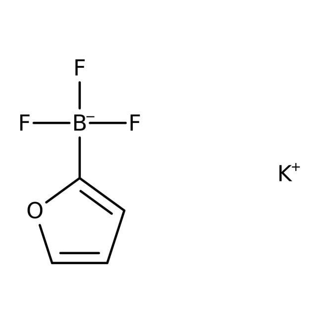 Alfa Aesar™Kaliumfuran-2-trifluorborat, 95% 1g Alfa Aesar™Kaliumfuran-2-trifluorborat, 95%