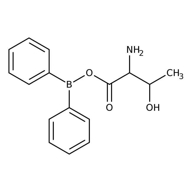 Alfa Aesar™L-Threonyl diphenylborinate, 95%