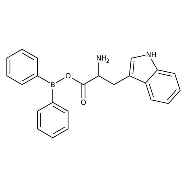 Alfa Aesar™L-Tryptophyl diphenylborinate, 95% 250mg Alfa Aesar™L-Tryptophyl diphenylborinate, 95%