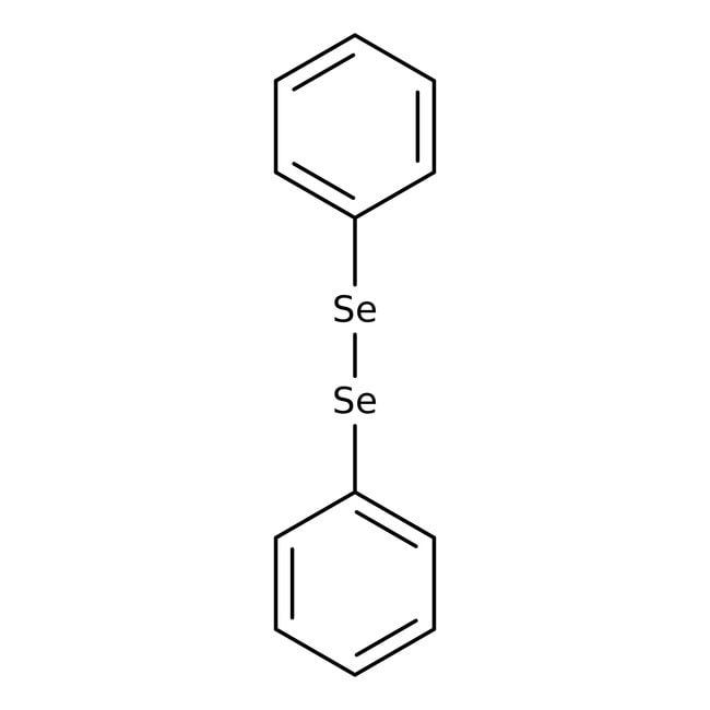 Diphenyl diselenide, 99%, ACROS Organics