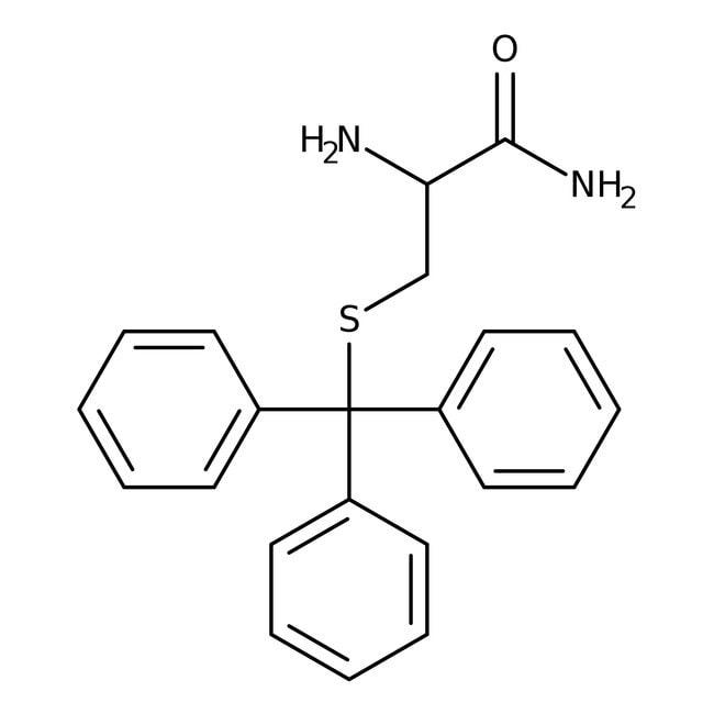 Alfa Aesar™S-Trityl-L-cysteinamide, 98% 1g Alfa Aesar™S-Trityl-L-cysteinamide, 98%