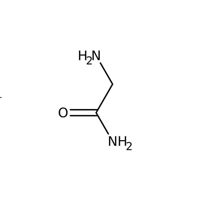 Glycinamide hydrochloride, 98%, ACROS Organics™