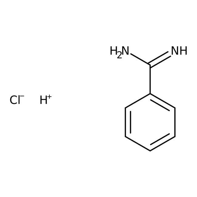 Benzamidine Hydrochloride Hydrate (White Crystalline Powder), Fisher BioReagents