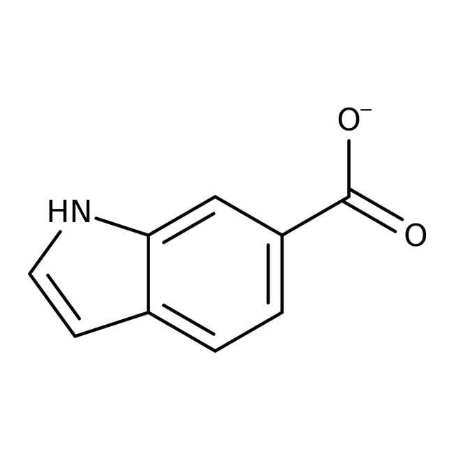 Indole-6-carboxylic Acid 98.0+%, TCI America™