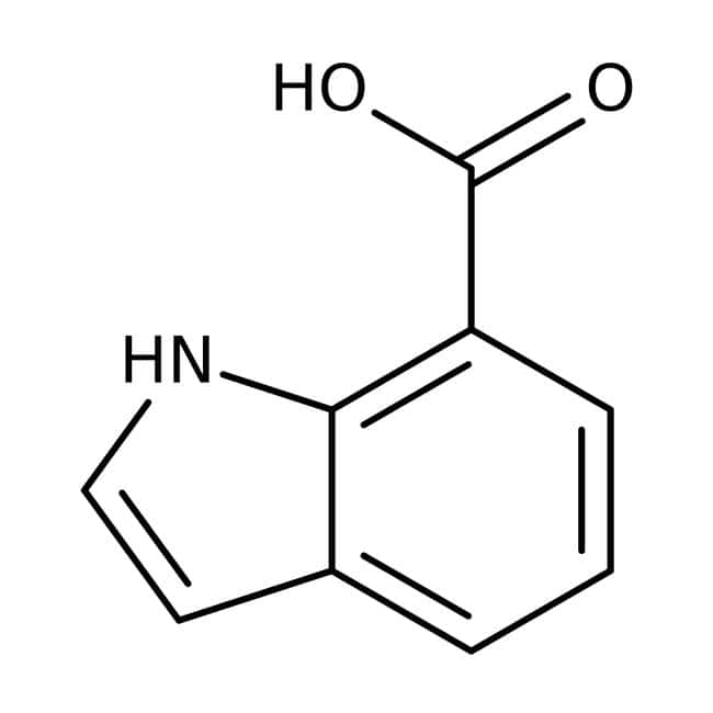 Alfa Aesar™Indole-7-carboxylic acid, 97%
