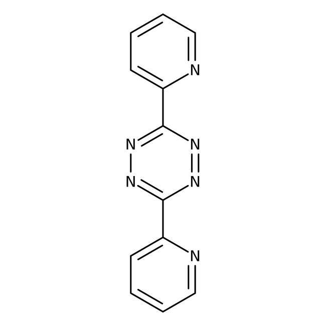 Alfa Aesar™3,6-Di-2-pyridyl-1,2,4,5-tetrazine, 96%