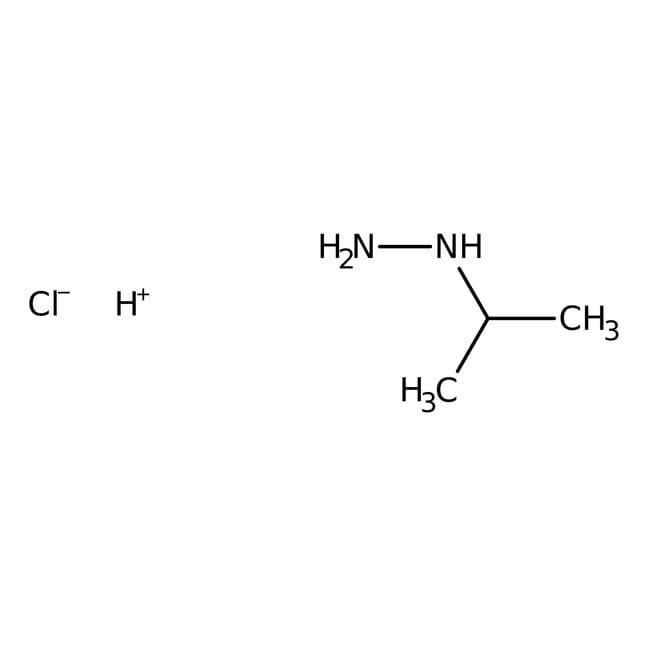 Isopropylhydrazine Hydrochloride 98.0+%, TCI America™