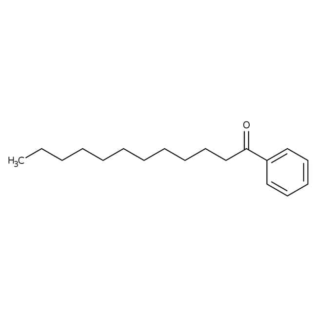 Alfa Aesar™Dodecanophenone, 97% 100g Alfa Aesar™Dodecanophenone, 97%