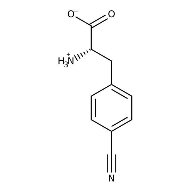 Alfa Aesar™4-Cyano-L-phenylalanine, 98% 5g Alfa Aesar™4-Cyano-L-phenylalanine, 98%