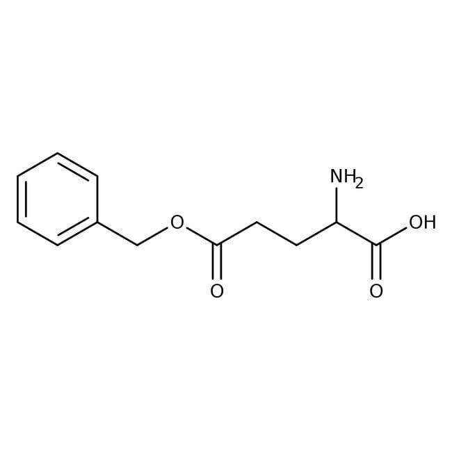gamma-Benzyl L-glutamate, 99%, Acros Organics 5g gamma-Benzyl L-glutamate, 99%, Acros Organics
