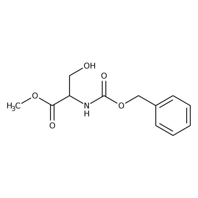 CBZ-L-Serine methyl ester, 95%, ACROS Organics™