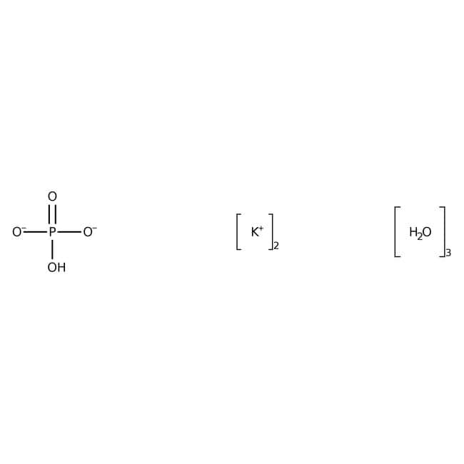 Potassium Phosphate Dibasic Trihydrate, ≥99%, MP Biomedicals