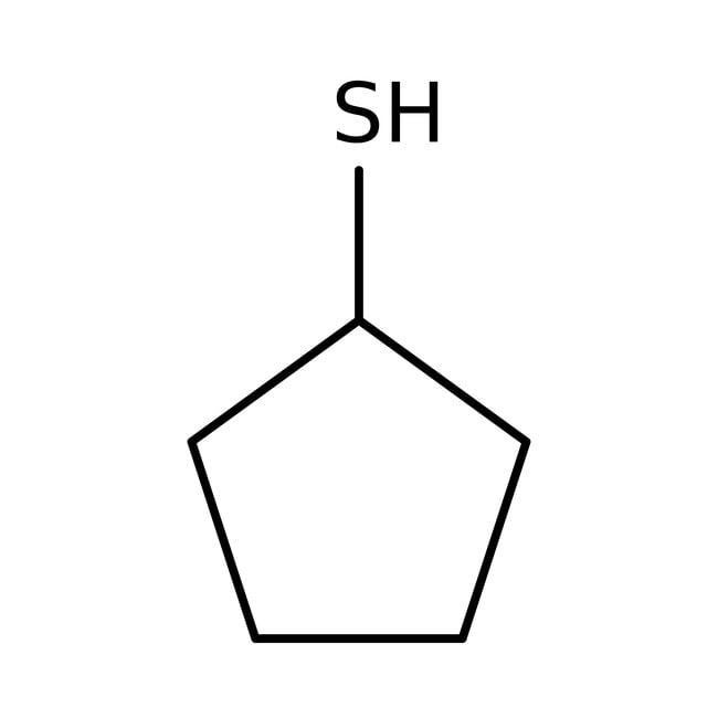 Cyclopentanethiol, 98%, ACROS Organics™