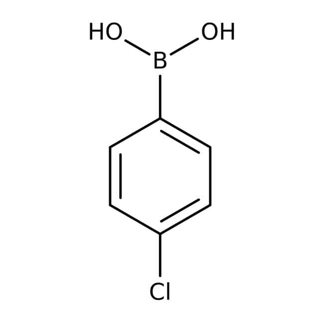 4-Chlorophenylboronic acid, 97%, ACROS Organics™