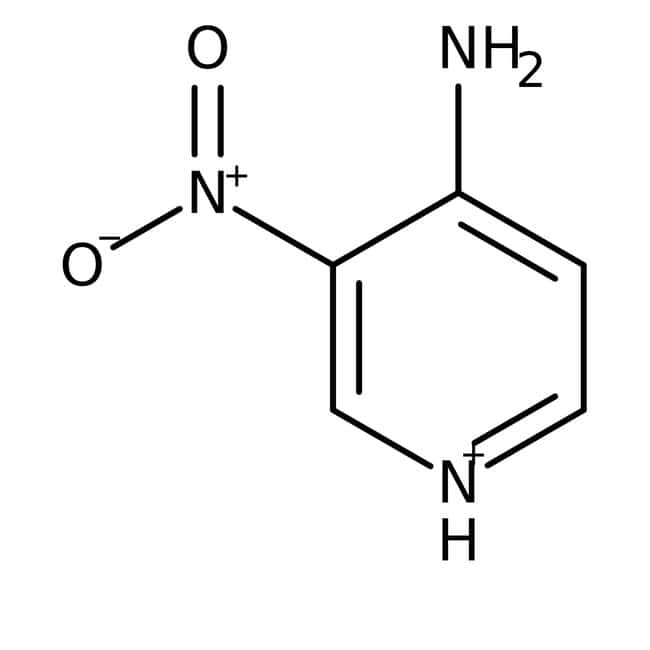 4-Amino-3-nitropyridine, 98%, ACROS Organics