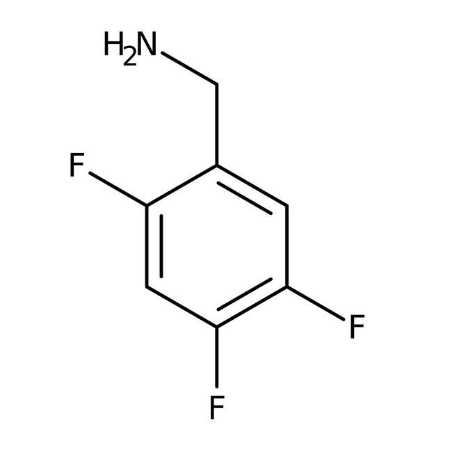 Alfa Aesar™2,4,5-trifluorobenzylamine, 97% 5g Alfa Aesar™2,4,5-trifluorobenzylamine, 97%