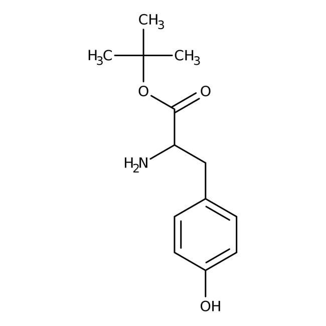 L-Tyrosine tert-butyl ester, 99%, ACROS Organics™