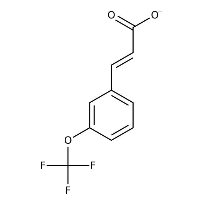 Alfa Aesar  3-(Trifluoromethoxy)cinnamic acid, 96%