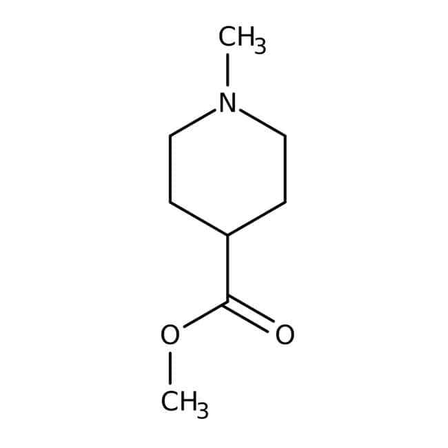 Methyl 1-Methyl-4-piperidinecarboxylate 98.0 %, TCI America