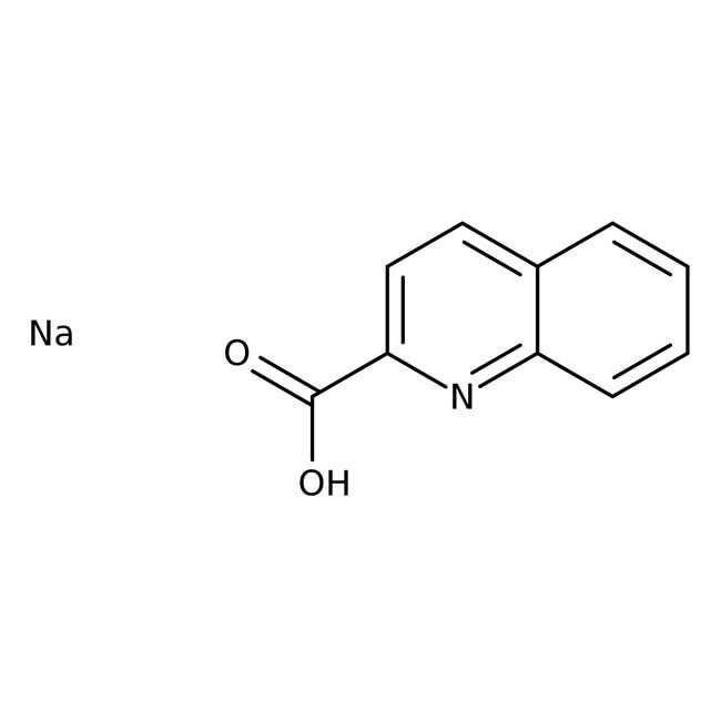 Quinaldic Acid Sodium Salt 98.0+%, TCI America™