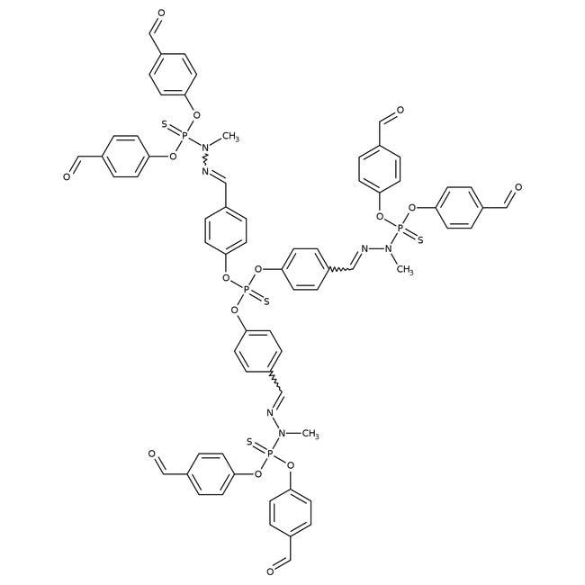 Thiophosphoryl-PmmH-6 Dendrimer, Generation 1.5, ACROS Organics