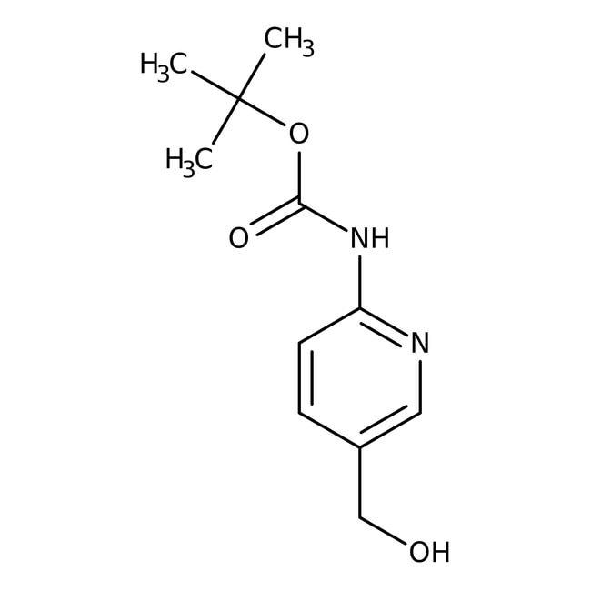 Alfa Aesar™2-(Boc-amino)-5-piridinemetanol, 97% 5g Alfa Aesar™2-(Boc-amino)-5-piridinemetanol, 97%