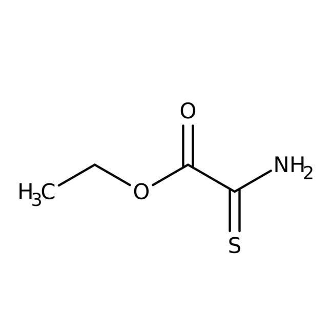 Ethyl thiooxamate, 95%, ACROS Organics™ Glass bottle; 1g Ethyl thiooxamate, 95%, ACROS Organics™