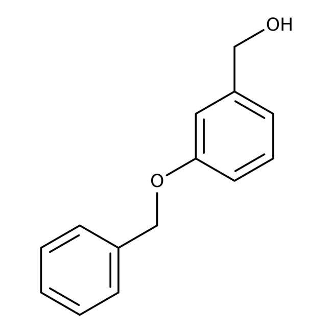 3-Benzyloxybenzyl alcohol, 97%, ACROS Organics