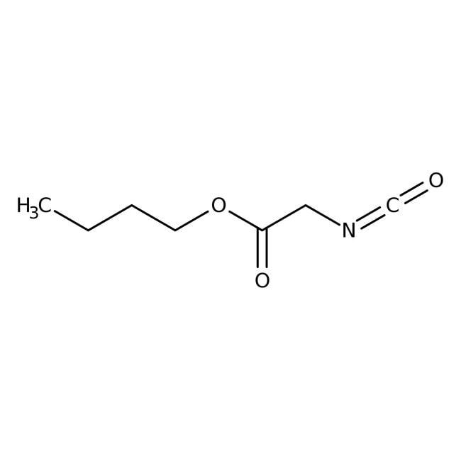 Butyl Isocyanatoacetate 97.0+%, TCI America™