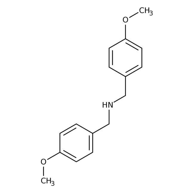 Alfa Aesar™Bis(4-methoxybenzyl)amine, 97%