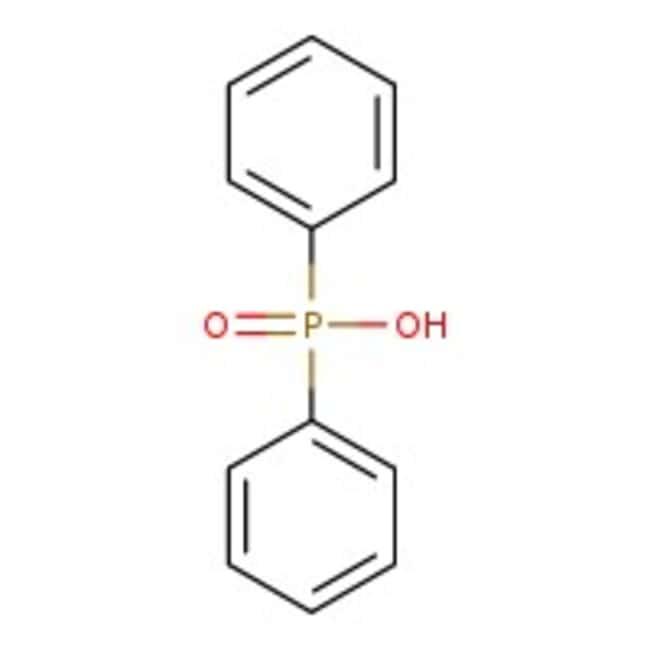 Alfa Aesar™Ácido difenilfosfínico, 99% 5g Alfa Aesar™Ácido difenilfosfínico, 99%