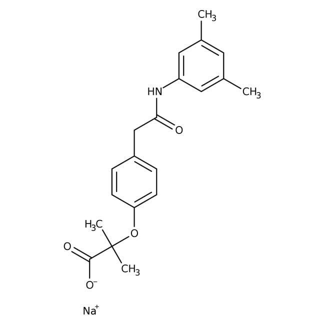 Efaproxiral sodium, 98%, Acros Organics™ 1g Efaproxiral sodium, 98%, Acros Organics™