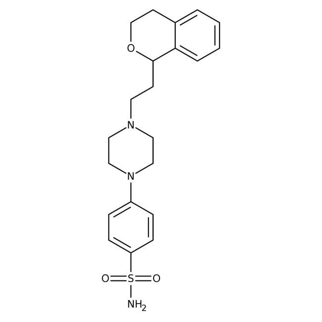 Sonepiprazole, Tocris Bioscience™ 50mg Sonepiprazole, Tocris Bioscience™