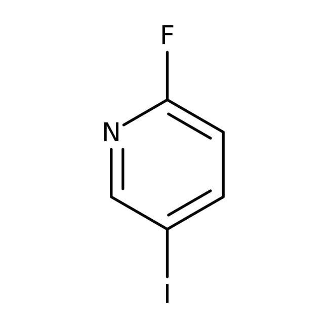 2-Fluoro-5-iodopyridine, 97%, ACROS Organics™