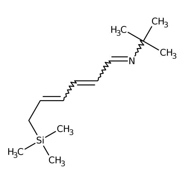 6-Trimethylsilyl-N-tert-butyl-2,4-hexadienaldimine, ACROS Organics