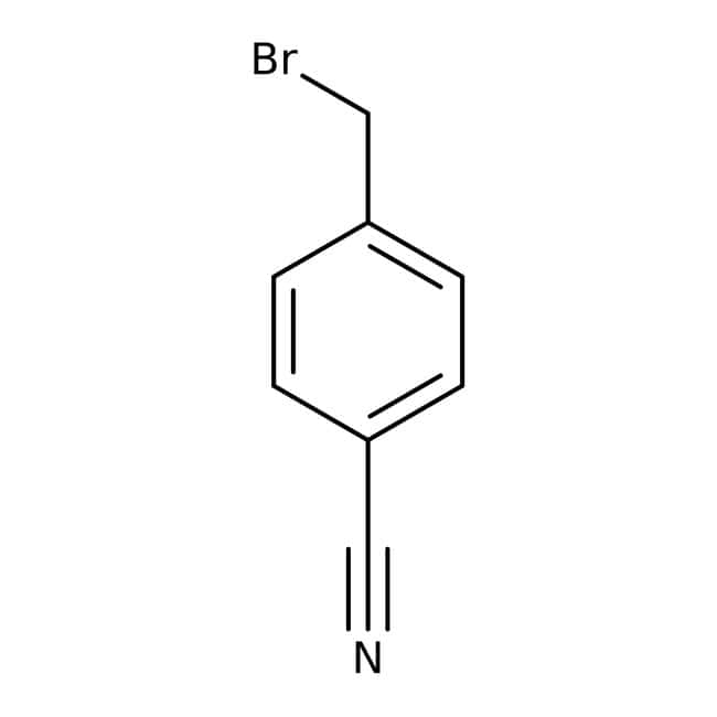 α-Bromo-p-tolunitrile, 98%, ACROS Organics™