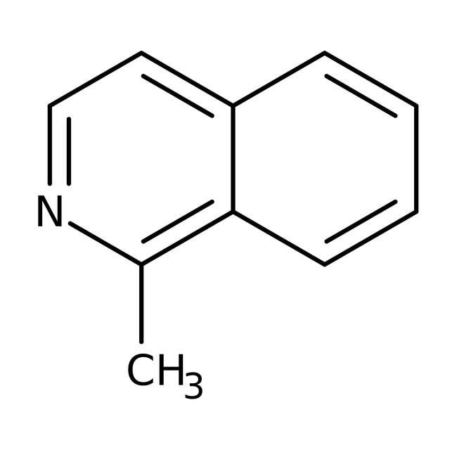 1-Methylisoquinoline 98.0+%, TCI America™