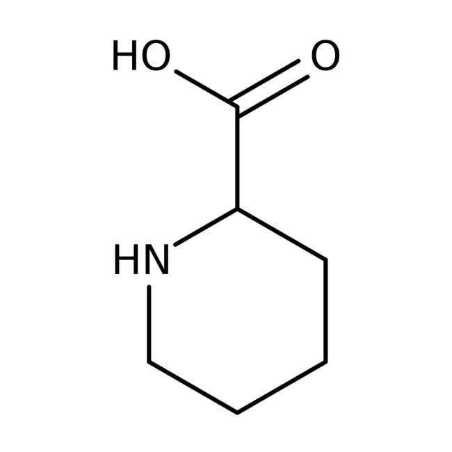 Alfa Aesar™D-Pipecolinic acid, 97% 100g Alfa Aesar™D-Pipecolinic acid, 97%