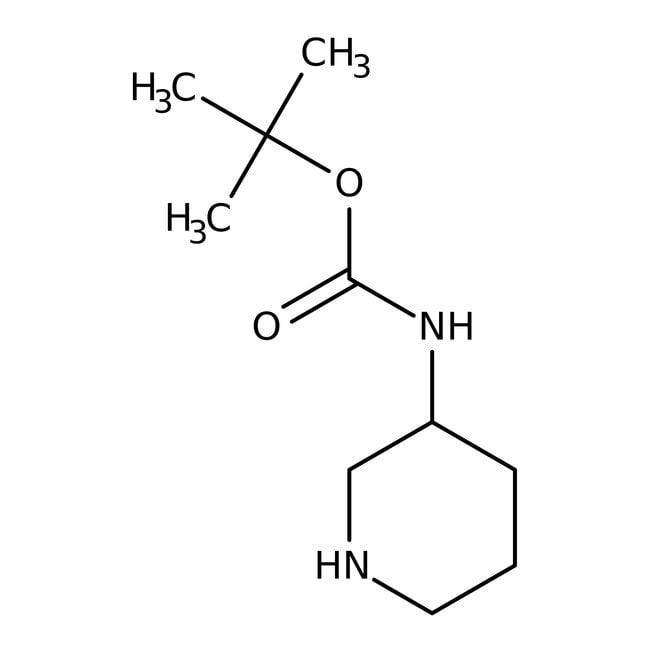 3-(BOC-Amino)piperidine, 97%, ACROS Organics™