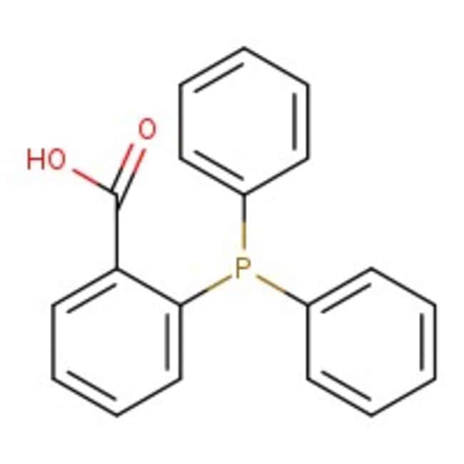 2-(Diphenylphosphino)benzoic Acid, 98%, ACROS Organics