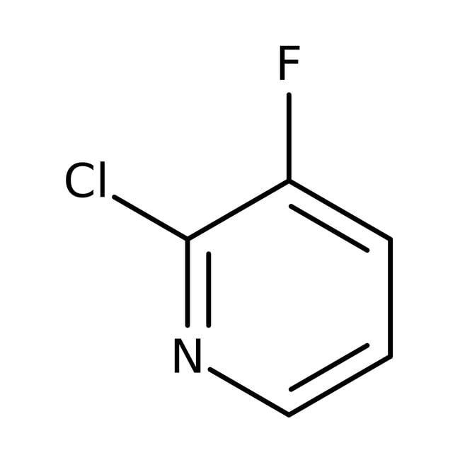 2-Chloro-3-fluoropyridine, 97%, ACROS Organics™