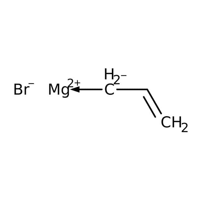 Allylmagnesium bromide, 1M solution in diethyl ether, AcroSeal™, ACROS Organics™: Organic Building Blocks Chemicals