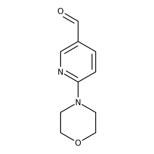 6-Morpholin-4-yl-pyridine-3-carbaldehyde, 97%, Maybridge