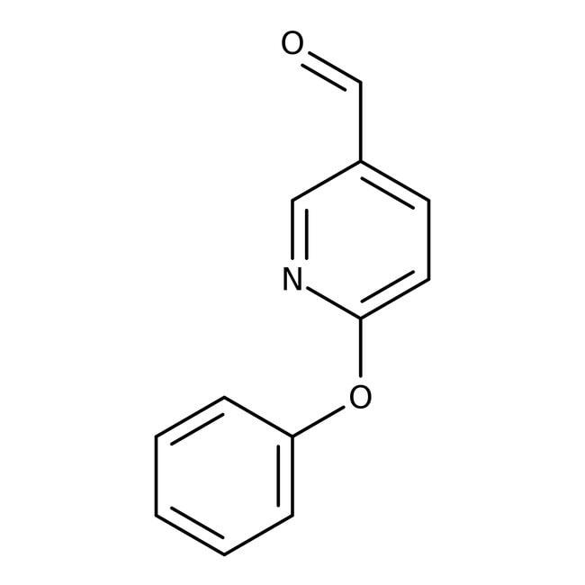6-Phenoxynicotinaldehyde, 97%, Maybridge